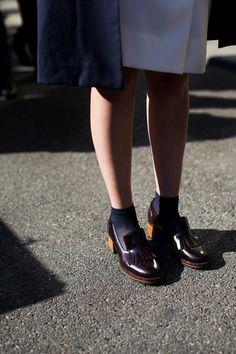 On the Street….Fashion in Detail, Milan
