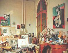 Picasso's Studio in Paris