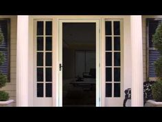 Unique Home Designs U2013 Security Doors, Screen Doors And Window Guards To  Protect And Beautify Your Hou2026 | Premium Meshtec Security Screen And Storm  Doors ...