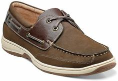 Mens Nunn Bush Outrigger Boat Shoes.  Get Free Shipping on Orders Over $75 at NunnBush.