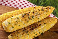Italian-Style Grilled Corn Recipe — Dishmaps