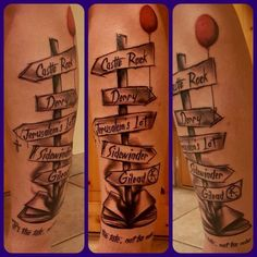 """A site where you can submit all of your Stephen King tattoos! To submit your own tattoo, click the """"SUBMIT"""" link. If any of the artwork belongs to you and you do not wish for it to be on the site,. Stephen King Tattoos, Stephen King Quotes, Stephen King Books, Writer Tattoo, Book Tattoo, Tattoo You, Tattoo Quotes, Body Art Tattoos, Tribal Tattoos"""