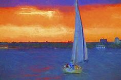 Featured Art - Calliope Sunset  by Alice Gipson