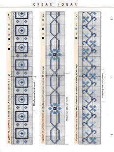 Resultado de imagen para arcos punto de cruz