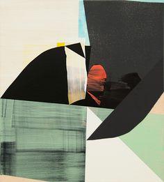 Vince Contarino #art #painting #colorblocking