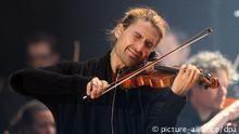 Why David Garrett's Stradivarius needs a break now and again. Garrett visits a violin maker with his priceless instrument.