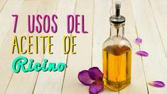 7 Usos del Aceite de Ricino - Para Crecer Cabello y Quitar Acné - ¿Cómo ...