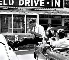 In Massachusetts they steal, in California they feud, and here in New York they lie. —RFK, 1966