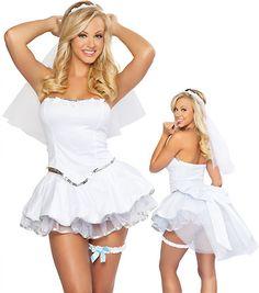 Sexy Bride Costumes