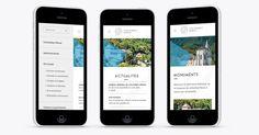 Commune de Collombey-Muraz / responsive webdesign Mobiles, Mobile Marketing, Phone, Internet Usage, Brickwork, Telephone, Mobile Phones