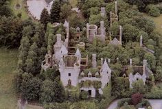 Buchanan Castle, Scotland