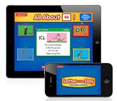 Great Apps for early readers....