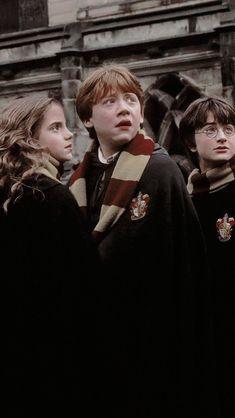 harry potter, hogwarts e hermione granger imagem no We Heart It Harry Potter Tumblr, Harry Potter World, Images Harry Potter, Arte Do Harry Potter, Harry Potter Cast, Harry Potter Movies, Harry James Potter, Harry Potter Hogwarts, Golden Trio
