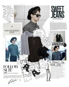 """""""Anyway, I really like you"""" by followmiiin ❤ liked on Polyvore featuring Uniqlo, Kokoon, Fogal, Guide London, Oliver Peoples, Pull&Bear, Charlotte Russe, women's clothing, women's fashion and women"""