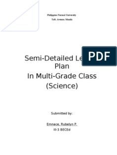 Detailed Lesson Plan in Mathematics Grade 2 Lesson Plan Format, Lesson Plan Examples, Lesson Plan Templates, Science Lesson Plans, Science Lessons, Plant Lessons, Describing Words, Nouns And Adjectives, Educational Psychology