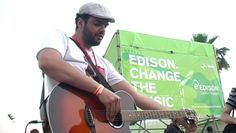 Edison Change The Music live concert Negro