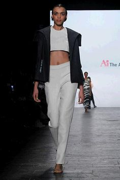 Kimberly Richardson for The Art Institutes @ New York Fashion Week // Fall 2016