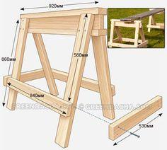 Woodworking Projects Diy, Woodworking Furniture, Diy Wood Projects, Woodworking Shop, Woodworking Plans, Diy Furniture, Wood Chair Design, Diy Workbench, Ideias Diy