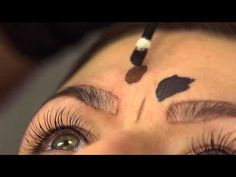 NBM_Perfect Brow Microblading Step by Step - YouTube