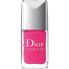 Dior 'Vernis Color Block' Nail Lacquer ($24) found on Polyvore