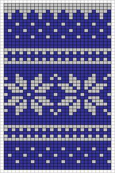 Knitting charts snowflake fair isles new Ideas Fair Isle Knitting Patterns, Knitting Charts, Knitting Stitches, Knitting Socks, Free Knitting, Motif Fair Isle, Fair Isle Chart, Knitted Christmas Stockings, Christmas Knitting
