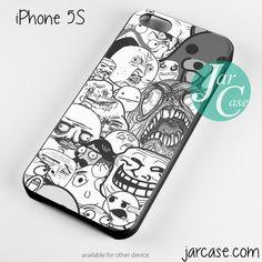 Meme Collage Phone case for iPhone 4/4s/5/5c/5s/6/6 plus