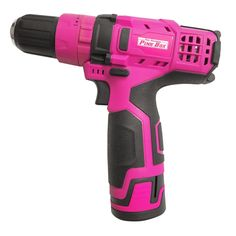 The Original Pink Box Pink Love, Pretty In Pink, Purple Timberland Boots, Cordless Impact Drill, Tools For Women, Car Tools, Extruded Aluminum, Pink Hat, Everything Pink