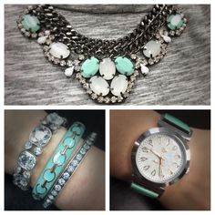 Pastel Perfection looks great with a fun #pdarmparty and the Quick Change watch! #pdstyle View this and more jewelry on my website: leslielaster.mypremierdesigns.com Catalog Access Code: LOVE (all caps) If you would like to order call me or email. The contact info is posted on my website.