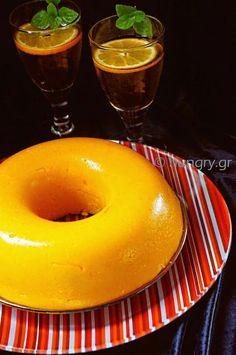 Χαλβάς Πορτοκαλιού Pakistani Recipes, Yummy Cakes, Sweet Stuff, Pastries, Baked Goods, Food And Drink, Indian, Orange, Cooking
