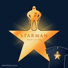 The Mother Musical | Shirtoid #earthbound #gaming #hamilton #musical #starman #teegketchen #teeketch #videogame