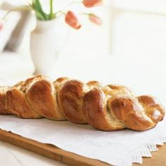 Greek Easter Bread from MyRecipes.com