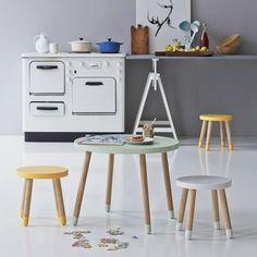 Nos encanta pensar en cómo crear un perfecto espacio de juegos, un lugar en el que les guste pasar el día con sus juguetes favoritos, pintando o haciendo manualidades. Y para ello van a necesitar las mejores mesas y sillas infantiles, porque aunque no lo creas, hay muchísimas ideas diferentes. Esta mesa se diseño de …