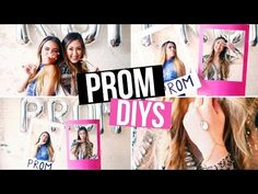 DIY Prom Photobooth