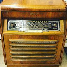 Tonfunk radio 1950s
