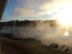 Fall mist on Galeairy! Couples Resorts, Algonquin Park, Niagara Falls, Mists, Nature, Travel, Naturaleza, Viajes, Trips