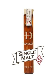 Fancy - Daneson Single Malt Toothpicks