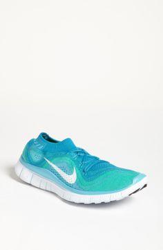 Nike 'Free Flyknit' Running Shoe (Women)   Nordstrom