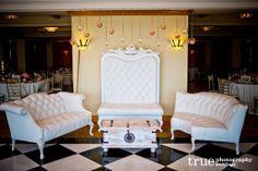 Couture Events: Jessica & James La Valencia Wedding