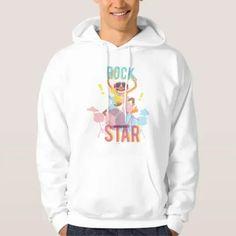 Animal - Rock Star Hoodie Animal Muppet, Drummer Gifts, Hooded Sweatshirts, Hoodies, Front Design, Fast Fashion, Fitness Models, Shop Now, Graphic Sweatshirt