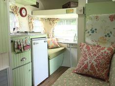 1970 Tag-a-long interior
