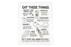 Eat These Things | A little healthy inspiration