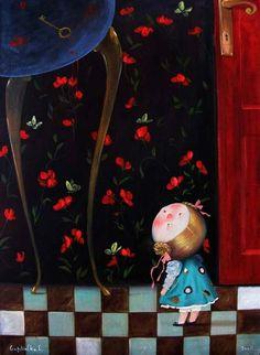 "Eugene Gapchinskaya ""Alice in Wonderland» | ""Pictures and talk"""