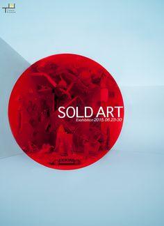 Vol.06『SOLD ART』 2015.06.23-30 #TableMuseum #art  #museum #michiko #Σ!CH!KO #artwork #contemporary #installation #Exhibition