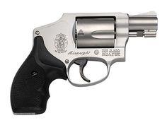 "S&W 163810 M642 Airweight Internal Hammer 38 Spl 1.87"" 5rd  Syn Grip SS"