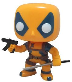 MegaCon 2013 Pop! Deadpool X-Men Variant Bobble-Head Figure