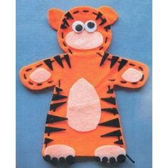 tiger puppet template - 1000 images about tiger templates on pinterest puppets