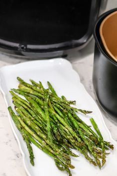 Quick And Easy Air Fryer Roasted Asparagus. Quick And Easy Air Fryer Roasted Asparagus. One Pan Air Fryer Salmon Asparagus Eat The Gains. Home and Family Ways To Cook Asparagus, Asparagus Fries, Baked Asparagus, Salmon And Asparagus, Asparagus Recipe, Sweet Potato Recipes, Spicy Recipes, Delicious Recipes, Vegetarian Recipes