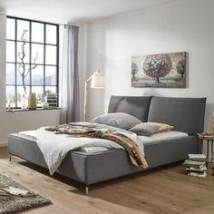 Polsterbett Alamo - Webstoff - Fashion For Home