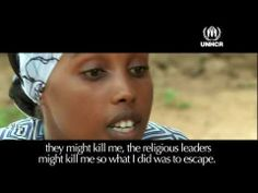 Hawa, an Ethiopian refugee living in a refugee camp in Kenya, talks about her personal struggle and gives an inspiring message to all refugees.