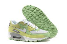 NIKE Air Max 95 WQS Womens Sz 7 Shoes Liquid Lime Green